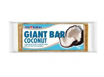 Zabszelet kókuszos Giant Bar 90 g - Ma Baker
