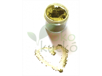 Mica por olivazöld 10 g