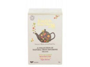 Bio tea gyümölcsvariációk filteres 20*1,5 g - English Te