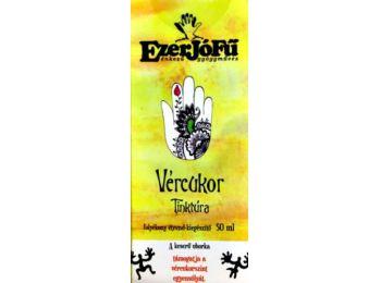 Vércukor tinktúra gyógynövény cseppek (alkoholos) 50 ml
