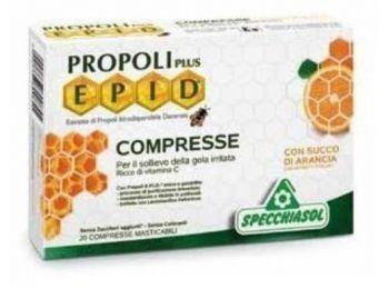 Cukormentes propolisz szopogatós tabletta narancsos 20 db -