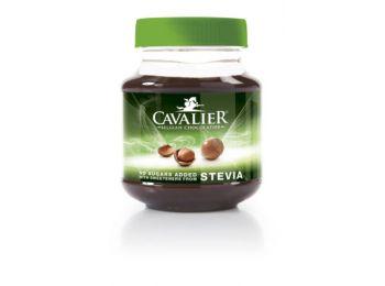 Mogyorókrém tejcsokoládéval és steviával 380 g - Caval