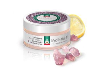 Krémpakolás C vitaminos tápláló, feszesítő, hialurons