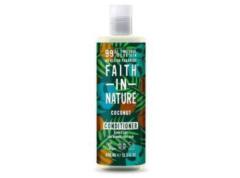 Hajkondicionáló kókusz - Faith in Nature (400 ml)