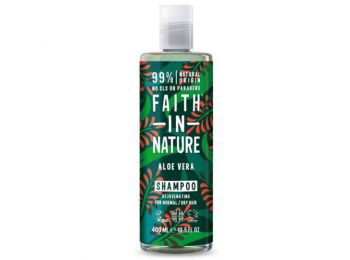 Sampon aloe vera - Faith in Nature (400 ml)