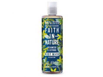 Tusfürdő tengeri hínár és citrus - Faith in Nature (400