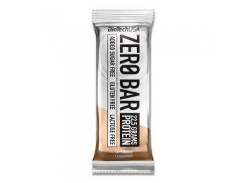 Biotech Zero Bar Szelet - Cappuccino 50 g