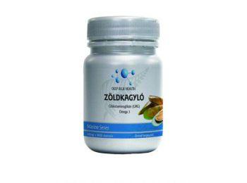 Zöldkagyló kapszula 500 mg 100 db kapszula - Deep Blue Hea