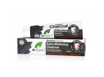 Extra fehérítő fogkrém aktív szénnel 100 ml - Dr. Orga