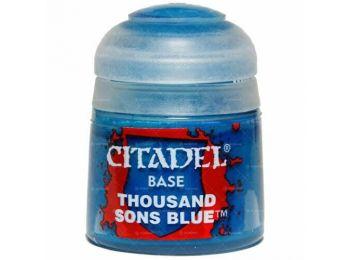 Citadel festék: Base - Thousand Sons Blue