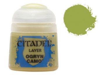 Citadel festék: Layer - Ogryn Camo