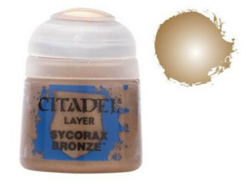 Citadel festék: Layer - Sycorax Bronze