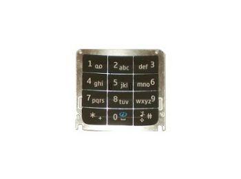 Nokia E65 alsó billentyűzet fekete*