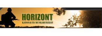 Horizont Katonai- Vadász és Munkaruházat